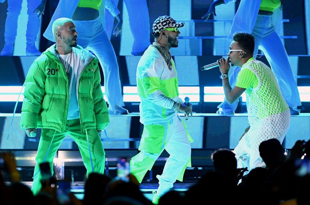Will Ozuna, Anuel AA, Romeo Santos, J Balvin or Bad Bunny Win Top Latin Artist at 2019 Billboard Music Awards? Vote