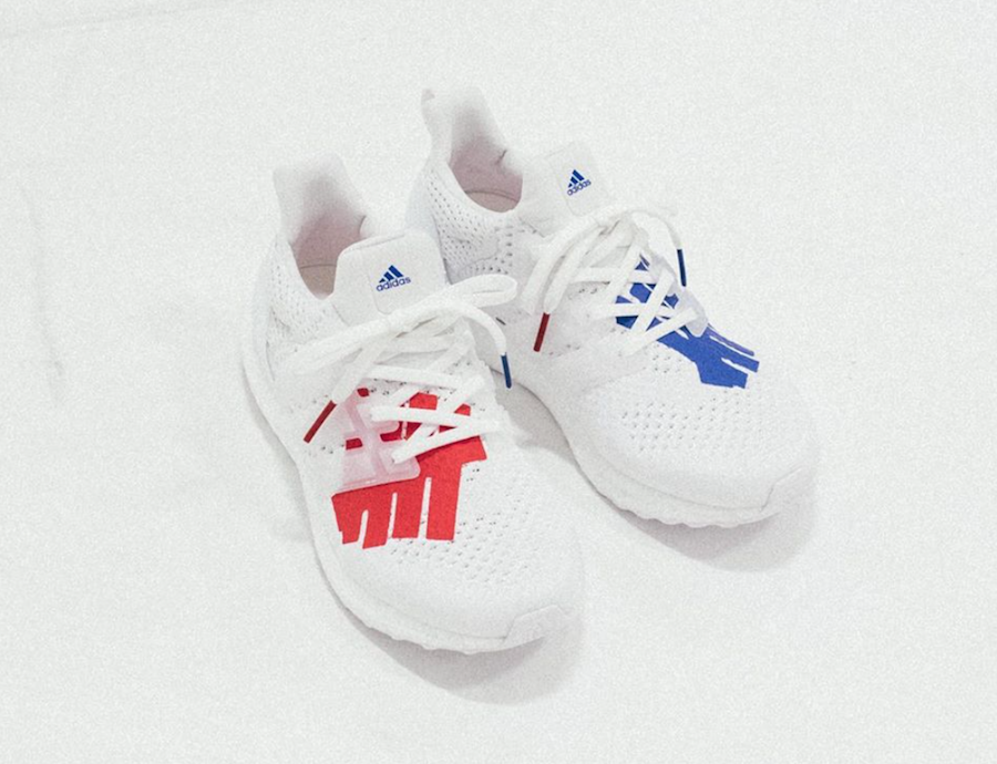 Adidas UltraBoost x Undefeated Collab Releasing Again This