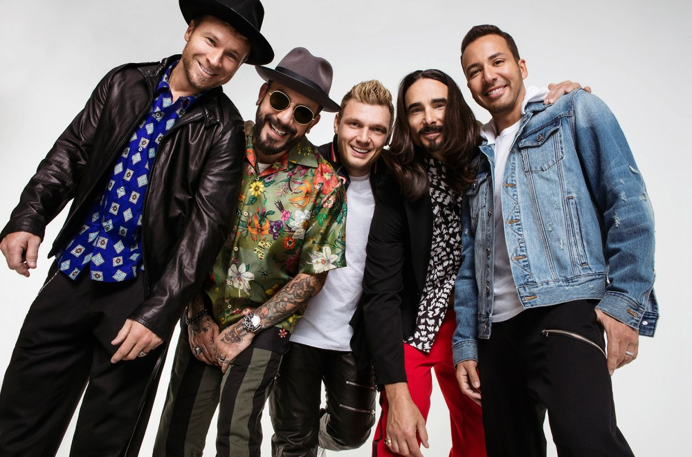 Backstreet Boys Celebrate 'Millennium' 20th Anniversary With 'Reimagined' Version of 'I Want It That Way': Listen