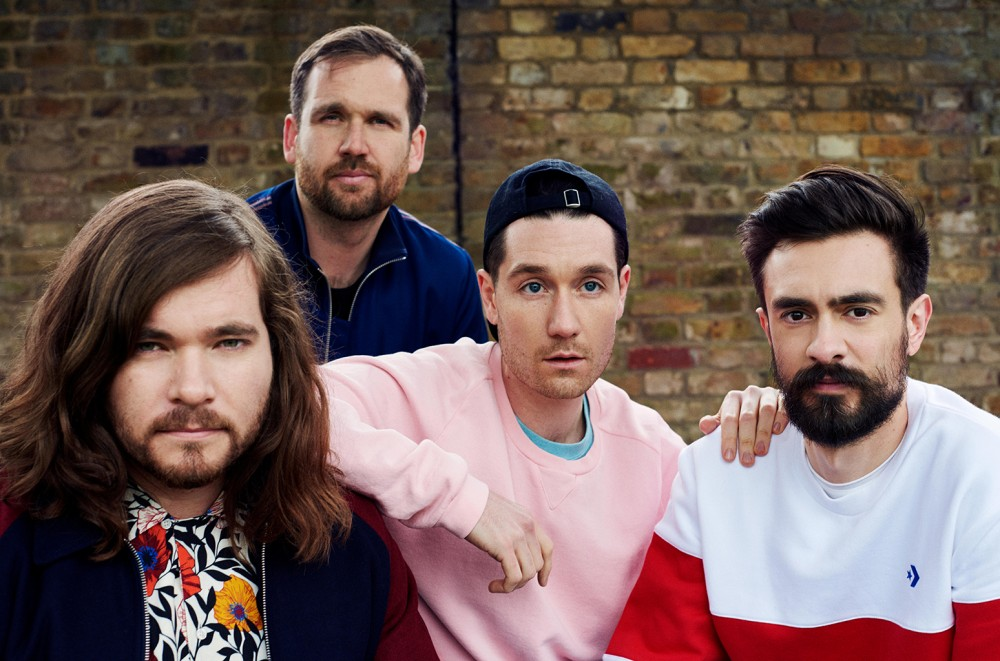 Bastille Announce New Single 'Joy'