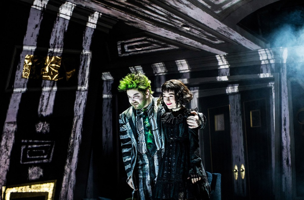 Billboard on Broadway Podcast: How 'Beetlejuice' Comes to Life on the Broadway Stage