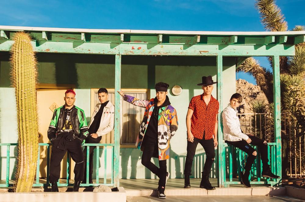 CNCO Named First Vevo LIFT Artist of 2019 - HitMusic tv