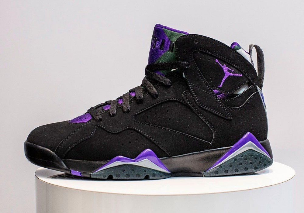 """Air Jordan 7 """"Ray Allen"""" Coming Soon: Detailed Images Revealed"""