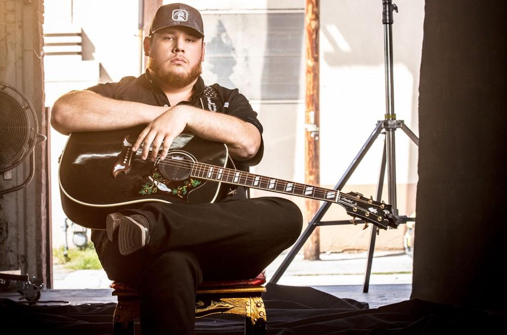 Luke Combs Announces New EP 'The Prequel'