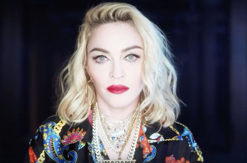 Madonna Pines for Swae Lee in 'Crave'  Watch