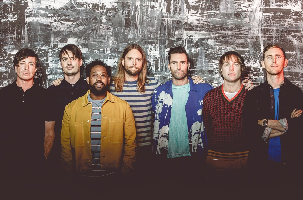 Maroon 5's 'Girls Like You' Breaks Record For Longest Reign by a Group On Adult Contemporary Chart