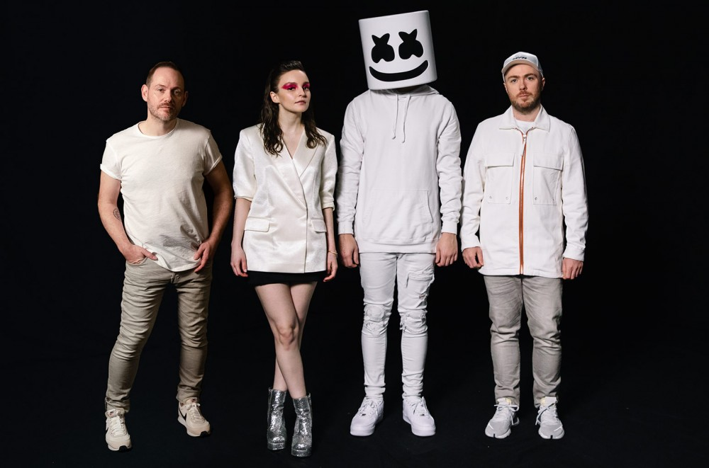 Marshmello & CHVRCHES' 'Here With Me' Tops Dance/Mix Show Airplay Chart