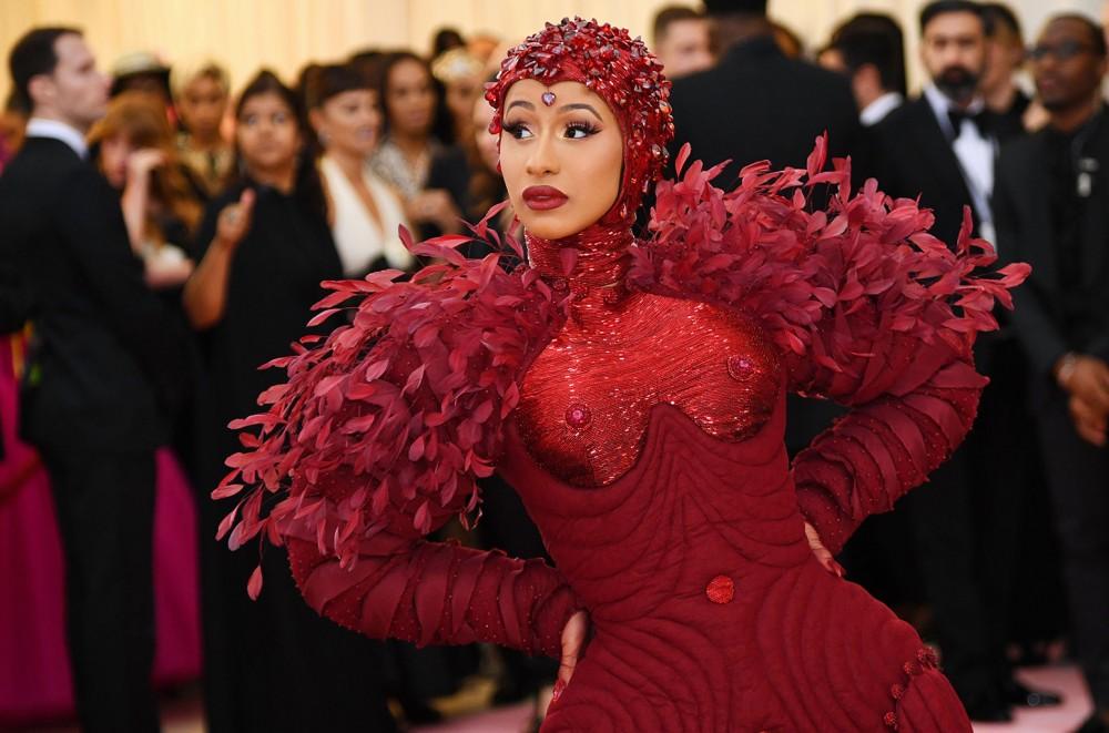 Met Gala: Cardi B Wore $250K Rubies as Nipple Covers