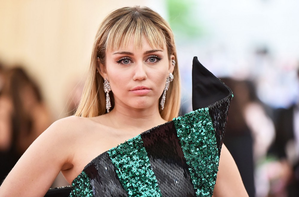 Miley Cyrus Posts Second Cryptic '#SheIsComing' Teaser, This Time With a Date