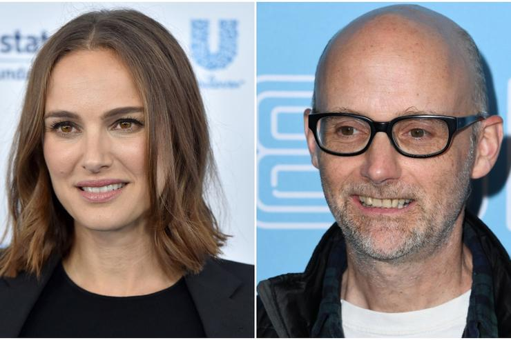 "Natalie Portman Denies Ever Dating Moby, Calls Him ""A Much Older Man Being Creepy"""