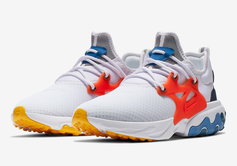 "3a4ac992ce Nike React Presto ""Breezy Thursday"" Coming Soon: Official Images ..."