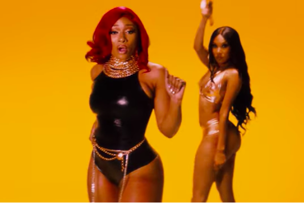 "Megan Thee Stallion Is A Weapon-Toting Superhero In ""Realer"" Video"