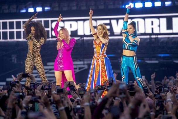 Spice Girls Kick Off Reunion Tour With Live Rarities, Sound Issues