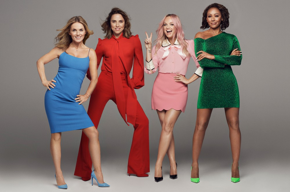 Spice Girls Re-Releasing 'Greatest Hits' in Advance Of Reunion Tour