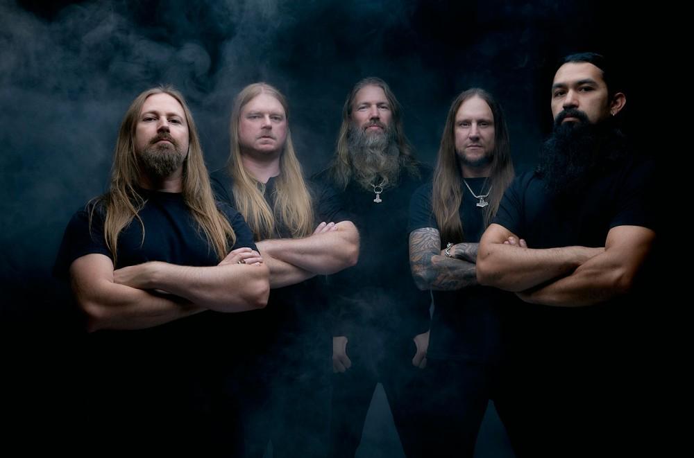 Swedish Metal Veterans Amon Amarth Go the Concept Route With New Album 'Berserker'