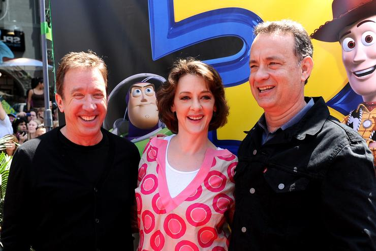 "Tim Allen Warned Tom Hanks Of The Emotional Ending Of ""Toy Story 4"""