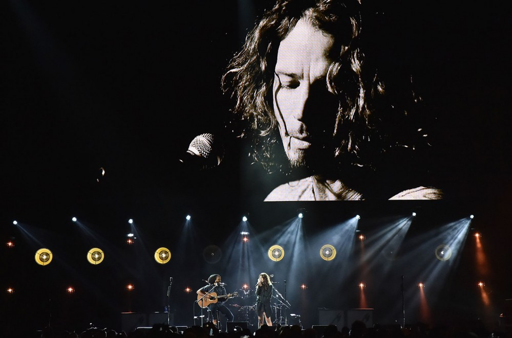 Tom Morello and Serj Tankian Play 'Like a Stone' on Second Anniversary of Chris Cornell's Death: Watch