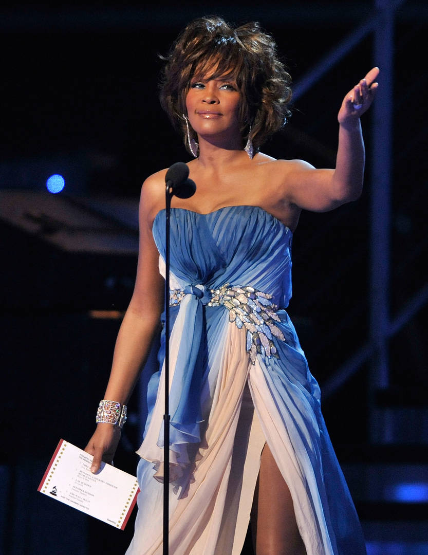 Whitney Houston's Estate Entertaining Idea Of Hologram Tour: Report