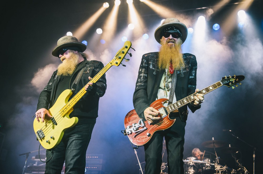 ZZ Top Musical 'Sharp Dressed Man' Slated to Open in Las Vegas in 2020