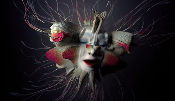"Björk – ""Tabula Rasa"" Video"