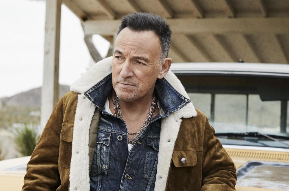 Bruce Springsteen Battles Madonna for U.K. Albums Chart Crown
