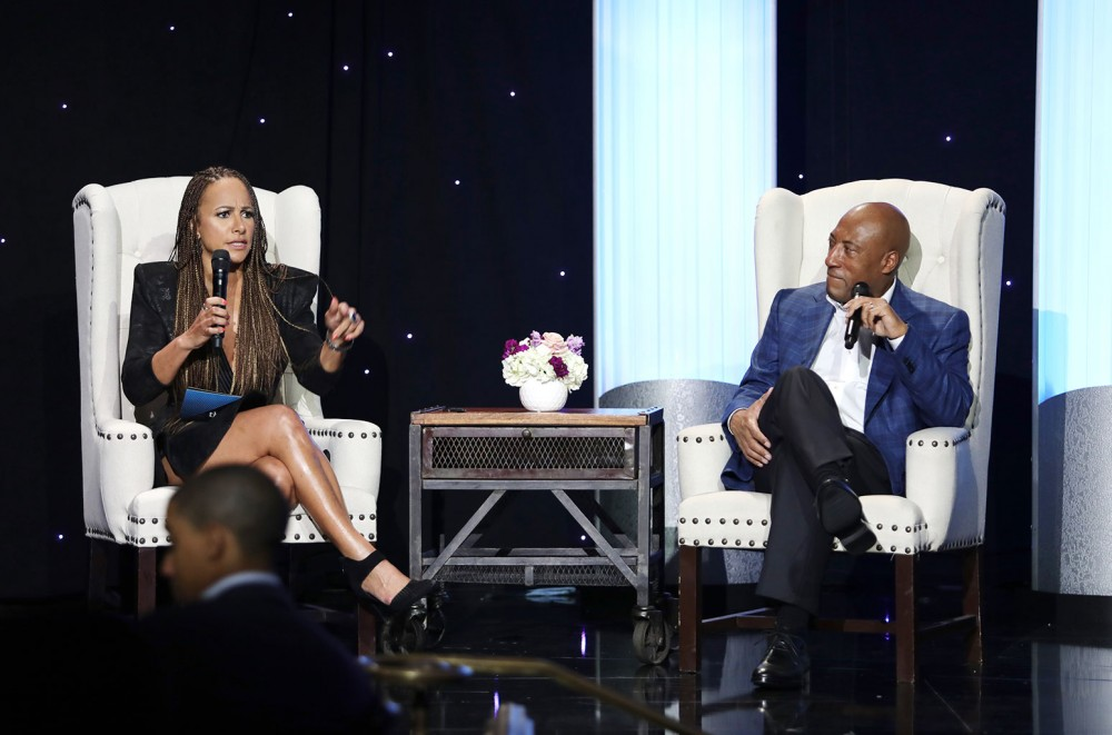 Byron Allen, Marsai Martin & More Honored at Culture Creators Annual Awards Brunch: Watch