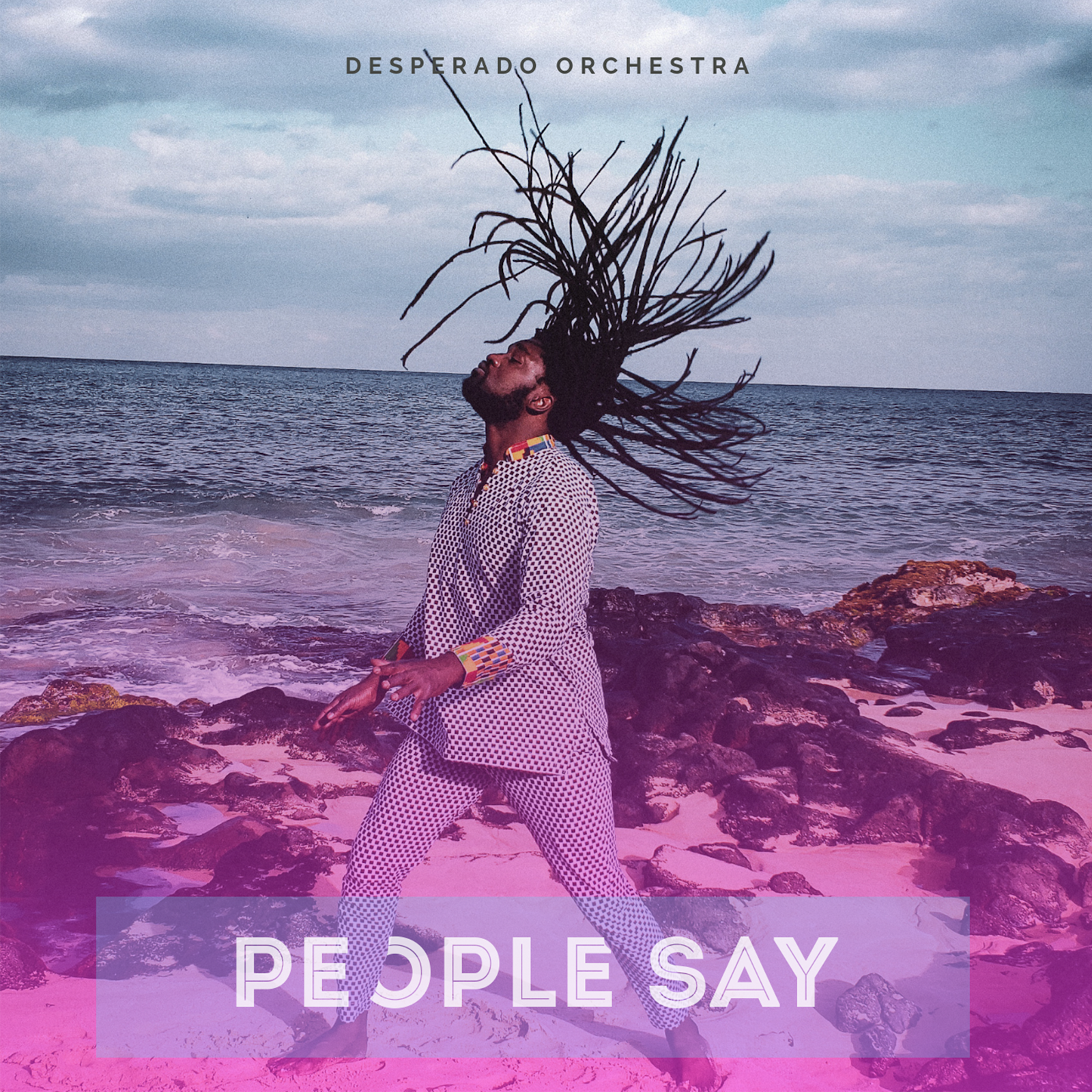 "Desperado Orchestra Releases Raw And Loud Music Video Titled ""People Say"""