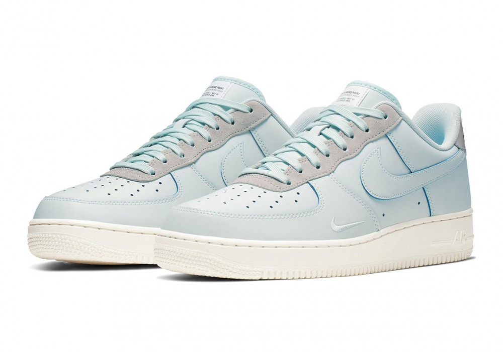 Air Force 1 AF 1 Suede Moon Particle