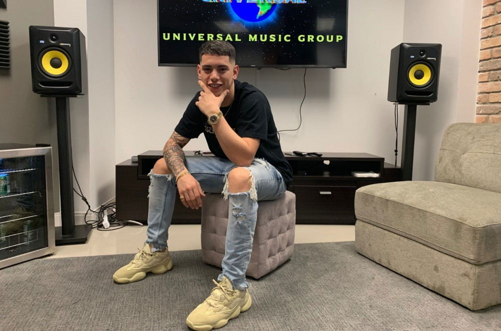 Ecko Signs Worldwide Deal With Universal Music Latin Entertainment: Exclusive