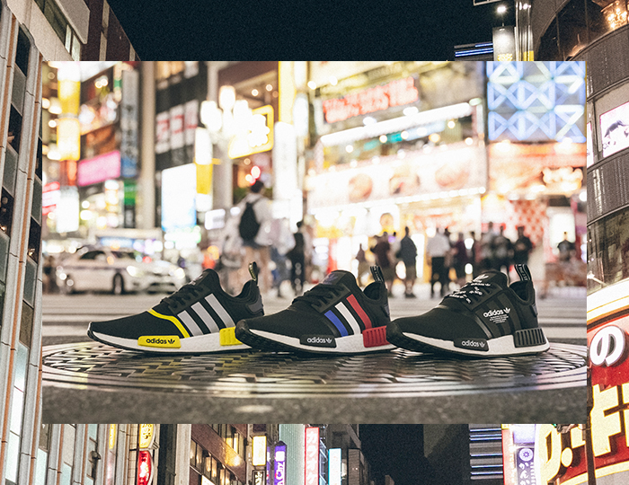 Foot Locker Launches Exclusive Adidas Nmd R1 Tokyo Collection In