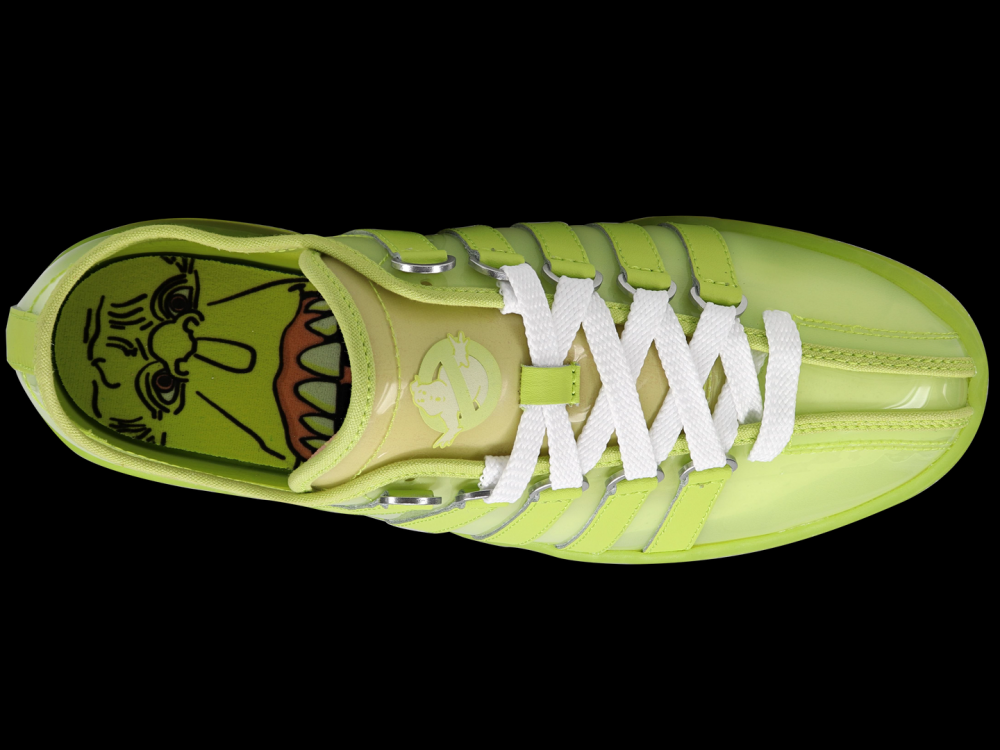 K-Swiss x Ghostbusters Sneaker Collab