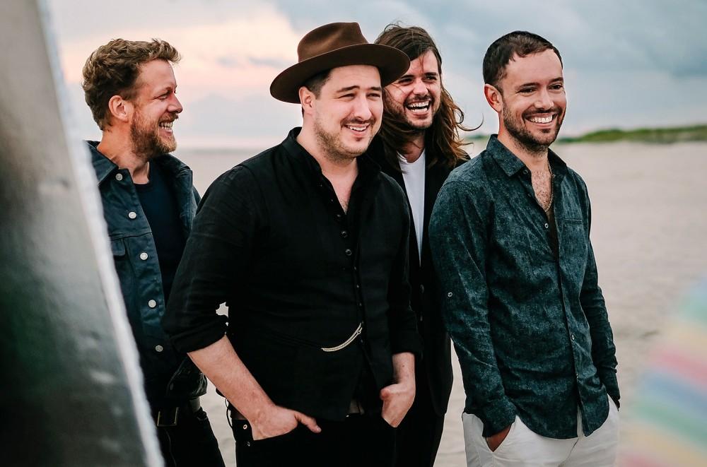 Mumford & Sons Add 2019 North American Dates to Delta World Tour
