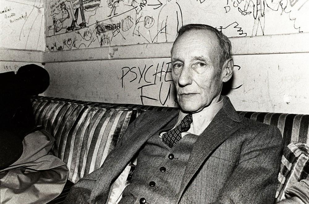 New Book Explores William S. Burroughs' Impact on Rock Music