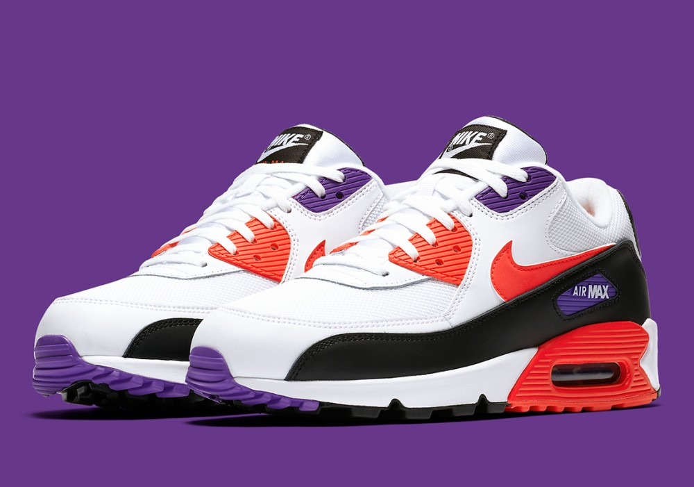 Nike Air Max 90 Drops In Raptors Themed Colorway: Purchase