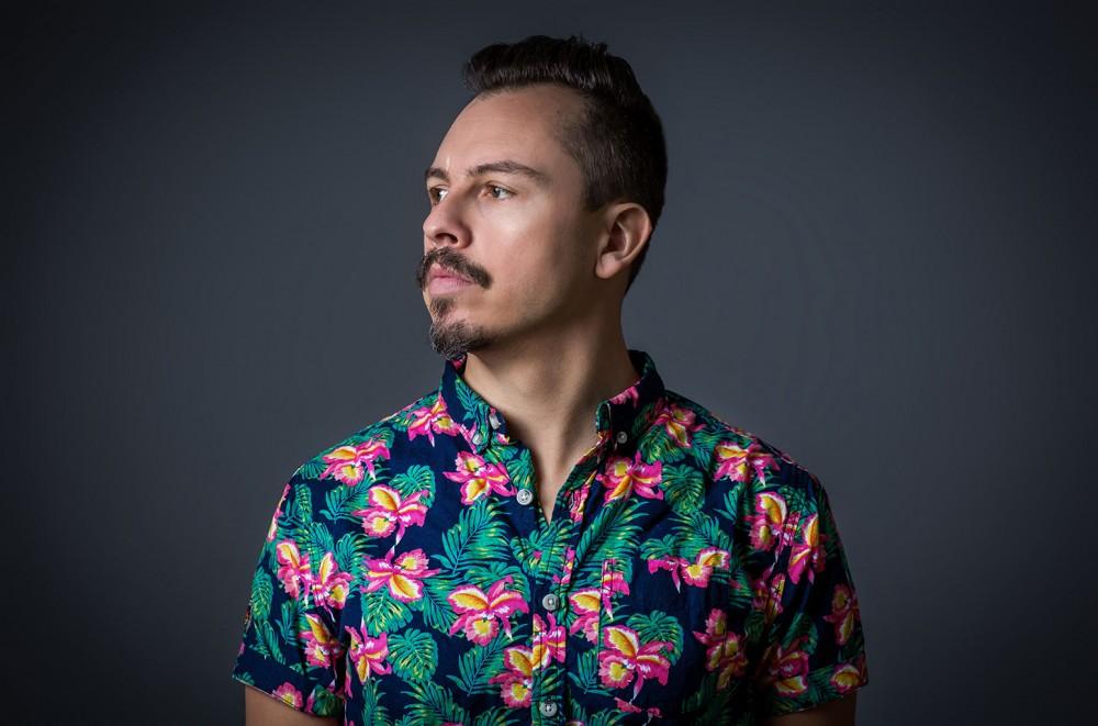 Purple Disco Machine Lands Two Tracks On Shazam's Ibiza Dance Chart