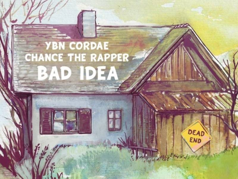 """YBN Cordae Teams With Chance The Rapper For """"Bad Idea"""" Video"""