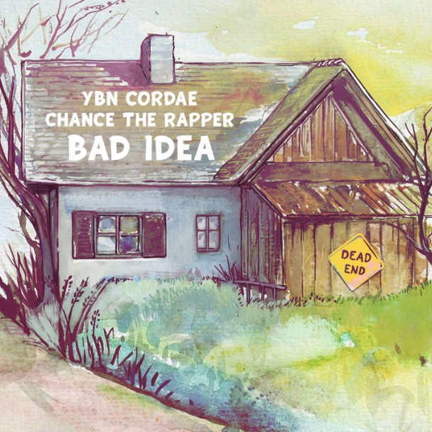 "YBN Cordae & Chance The Rapper Team Up On ""Bad Idea"": Listen"