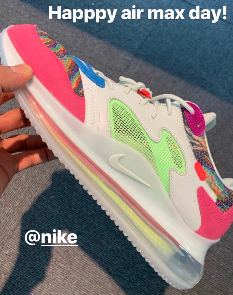 Odell Beckham Jr.'s Nike Air Max 720 Now Available: Purchase Links