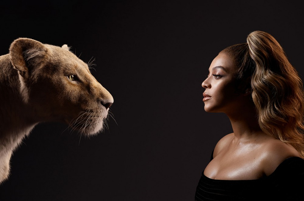 Beyonce's 'The Lion King: The Gift' Track List Features Kenrdrick Lamar, Jay-Z, Childish Gambino & More