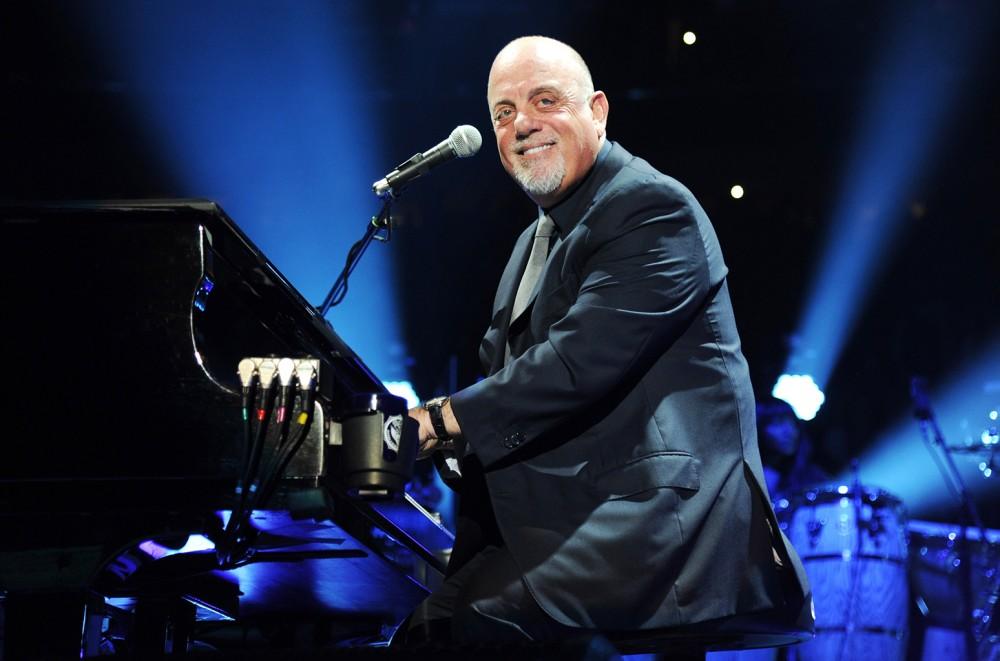 Billy Joel's Biggest Billboard Hot 100 Hits