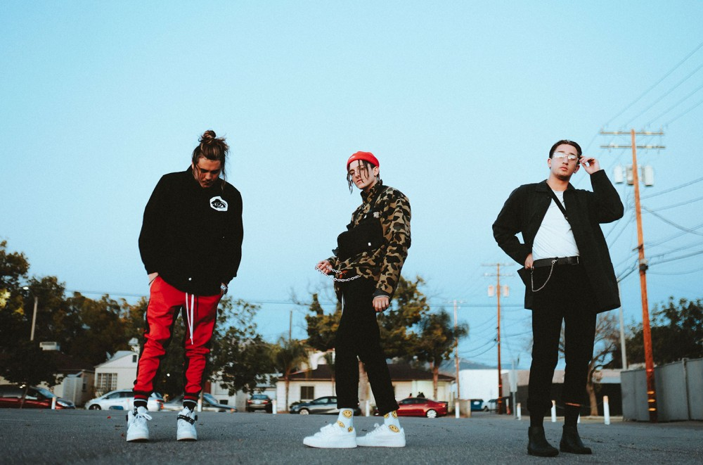 Chase Atlantic Talk Sophomore Album 'PHASES,' 'Black Mirror,' & What to Expect on Tour
