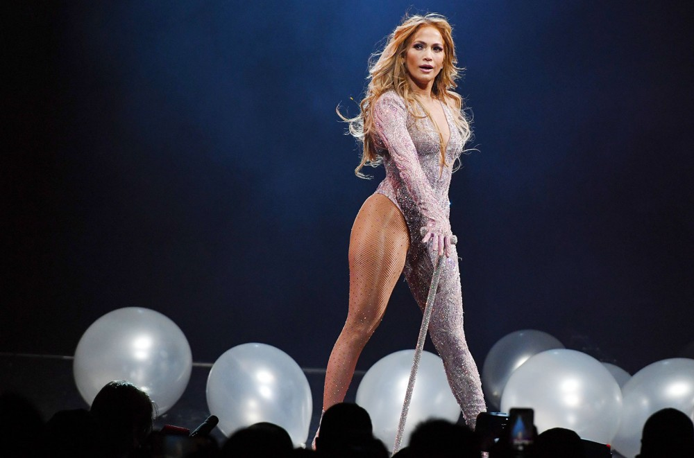 Jennifer Lopez Concert Evacuated Due to New York City Power Outage