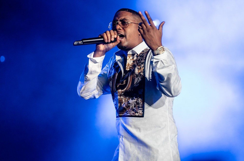 Nas Gets Jazzy on 'Jarreau of Rap (Skatt Attack)' Feat. Al Jarreau & Keyon Harrold: Listen