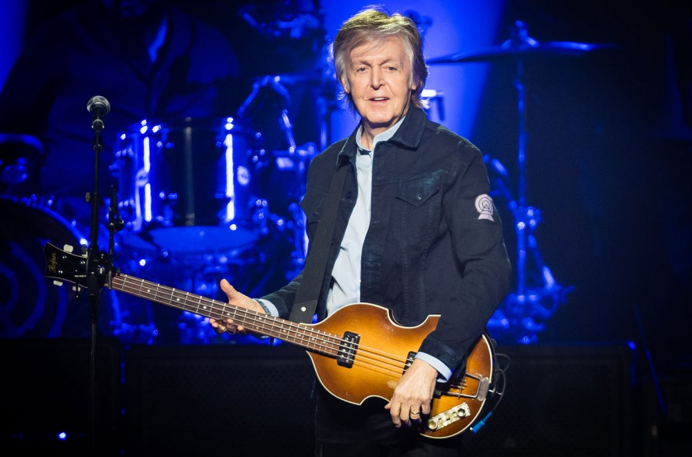 Paul McCartney Spreads Love With Ringo Starr, Plus More Highlights From Epic Final Tour Stop at Dodger Stadium