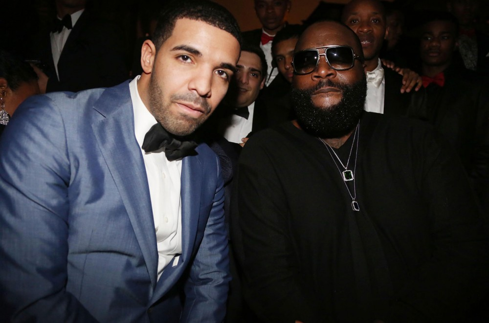 Rick Ross Reunites With Drake for 'Gold Roses': Stream It Now