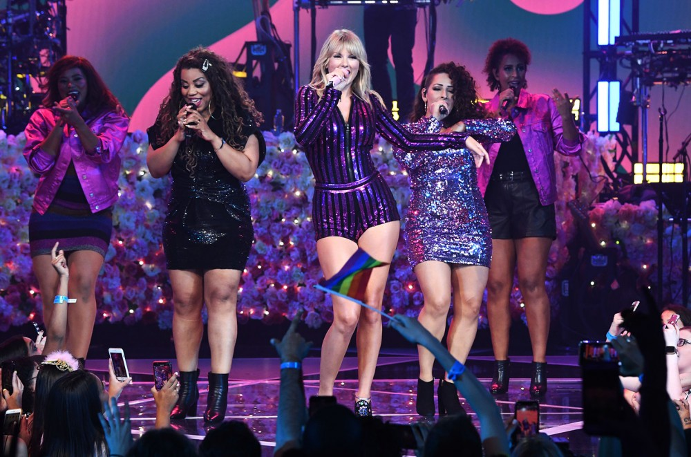Taylor Swift, Dua Lipa, SZA and Becky G Serve Up Girl Power at Amazon Prime Day Concert: Recap