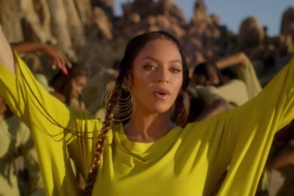 """Beyoncé Releases New Music Video For 'Lion King' Song """"Spirit"""": Watch"""