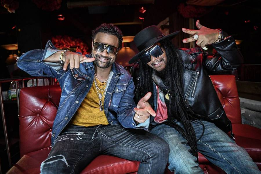"""#hitmusicXCLUSIVE: Maxi Priest Enlists Shaggy For """"I'm Alright"""""""