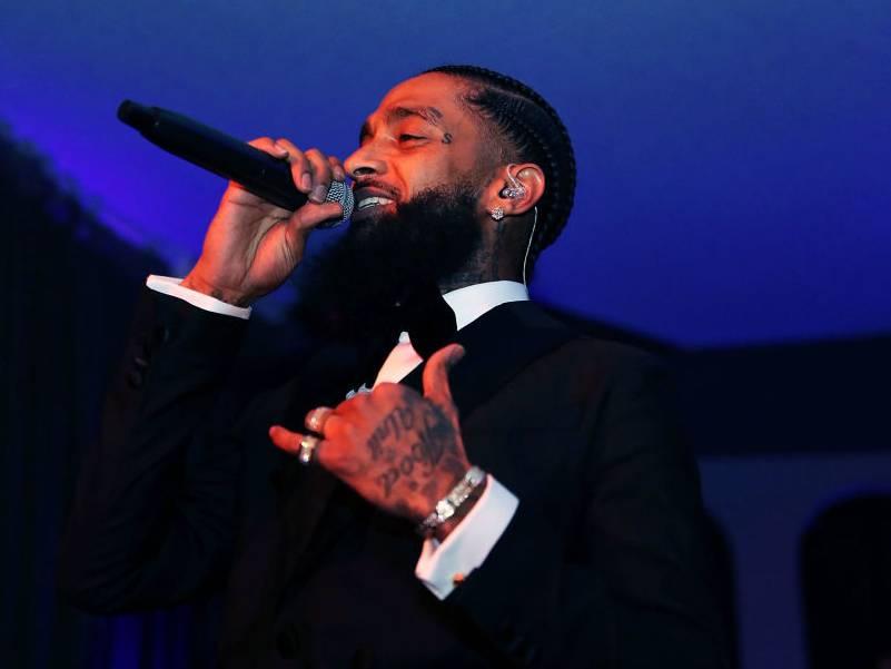 Atlantic Records Makes 6-Figure Donation To Nipsey Hussle Foundation