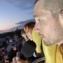 "Bastille Performs ""Flaws"" While Riding A Swedish Theme Park Ride: Watch"